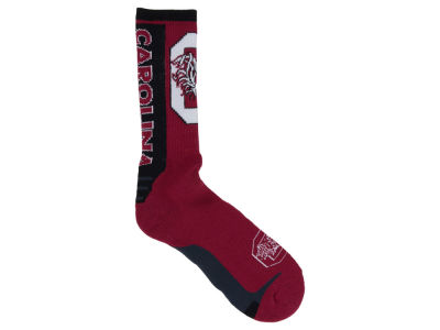 South Carolina Gamecocks For Bare Feet Jump Key II Socks