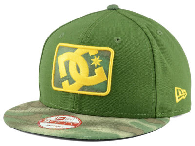 DC Shoes Buzzcut Snapback Hat