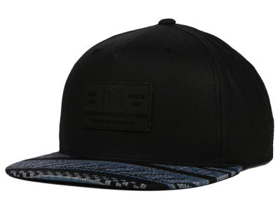 DC Shoes About Face Snapback Hat