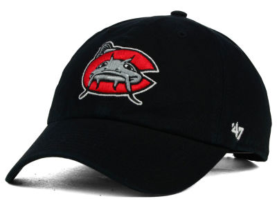 Carolina Mudcats '47 MiLB '47 CLEAN UP Cap