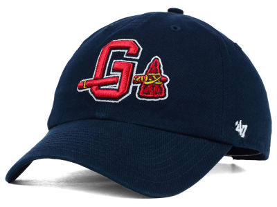 Gwinnett Braves '47 MiLB '47 CLEAN UP Cap