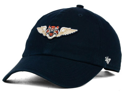Lakeland Flying Tigers '47 MiLB '47 CLEAN UP Cap