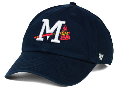 Mississippi Braves '47 MiLB '47 CLEAN UP Cap