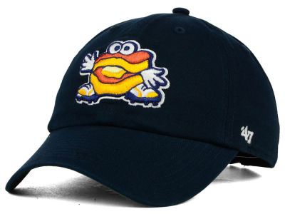 Montgomery Biscuits '47 MiLB '47 CLEAN UP Cap