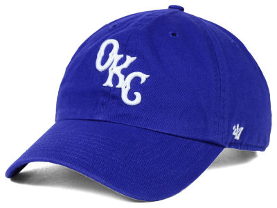 Oklahoma City Dodgers '47 MiLB '47 CLEAN UP Cap
