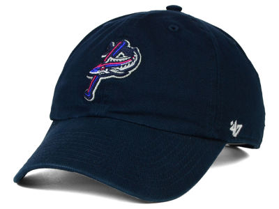 Pensacola Blue Wahoos '47 MiLB '47 CLEAN UP Cap