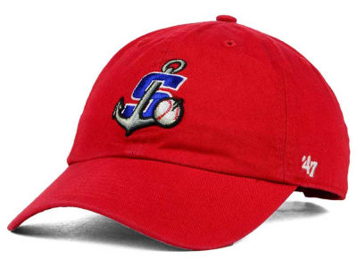 Stockton Ports '47 MiLB '47 CLEAN UP Cap
