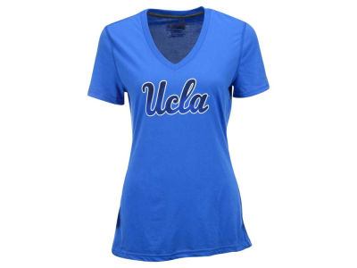 UCLA Bruins adidas NCAA Women's Sunlight Camo Logo T-Shirt