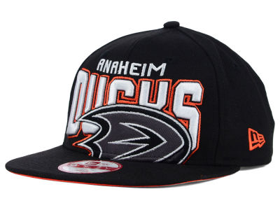 Anaheim Ducks New Era NHL Bold Statement 9FIFTY Cap