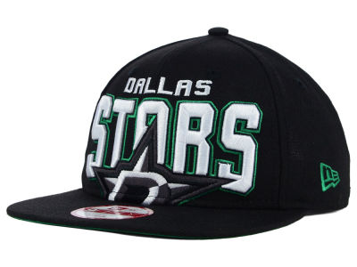 Dallas Stars New Era NHL Bold Statement 9FIFTY Cap