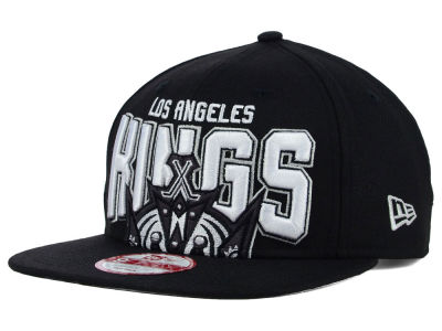 Los Angeles Kings New Era NHL Bold Statement 9FIFTY Cap