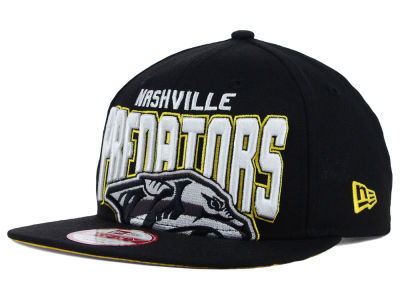 Nashville Predators New Era NHL Bold Statement 9FIFTY Cap