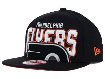 Philadelphia Flyers New Era NHL Bold Statement 9FIFTY Cap