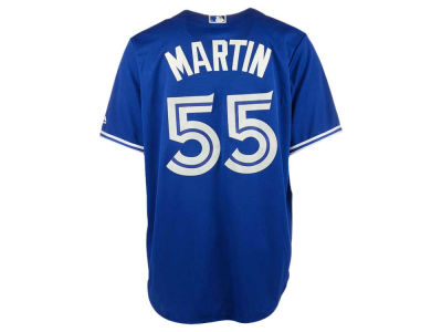 Toronto Blue Jays Russell Martin MLB Men's Player Replica Cool Base Jersey