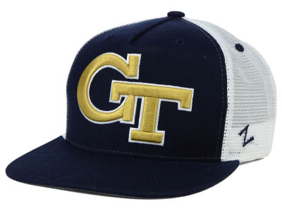Georgia-Tech Zephyr NCAA IMAX Trucker Snapback Hat