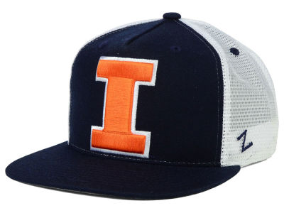Illinois Fighting Illini Zephyr NCAA IMAX Trucker Snapback Hat