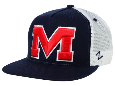 Ole Miss Rebels Zephyr NCAA IMAX Trucker Snapback Hat