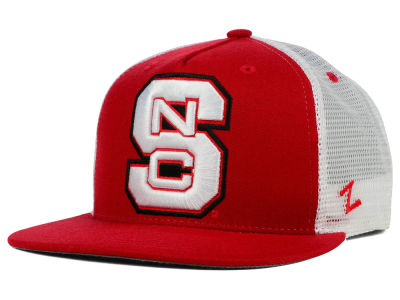 North Carolina State Wolfpack Zephyr NCAA IMAX Trucker Snapback Hat