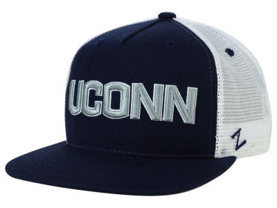 Connecticut Huskies Zephyr NCAA IMAX Trucker Snapback Hat
