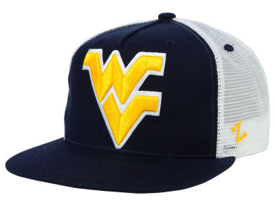 West Virginia Mountaineers Zephyr NCAA IMAX Trucker Snapback Hat
