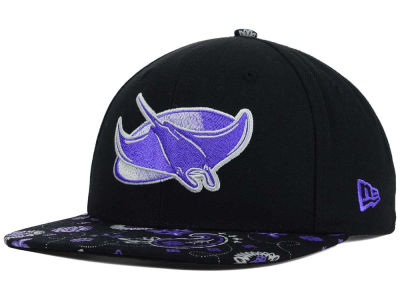 Tampa Bay Rays New Era MLB Paisley Time 9FIFTY Snapback Cap