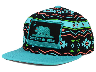 Official Cali Peyote Snapback Cap