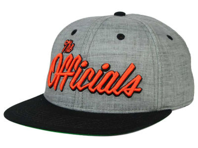Official Officials Chambray Snapback Hat