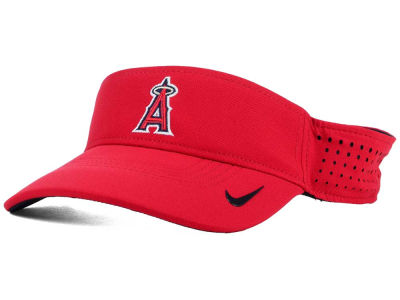 Los Angeles Angels Nike MLB Vapor Visor