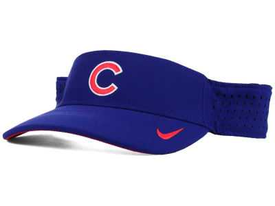 Chicago Cubs Nike MLB Vapor Visor
