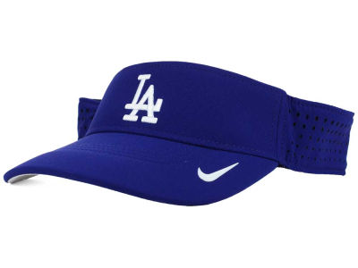 Los Angeles Dodgers Nike MLB Vapor Visor