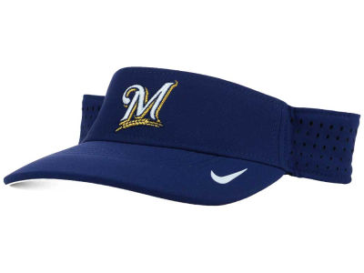 Milwaukee Brewers Nike MLB Vapor Visor