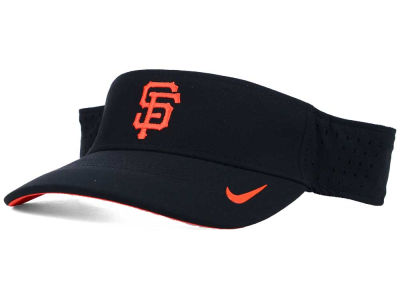 San Francisco Giants Nike MLB Vapor Visor