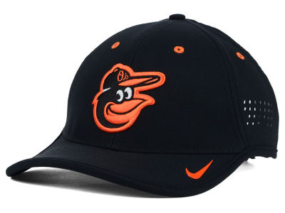 Baltimore Orioles Nike MLB Vapor Swoosh Adjustable Cap