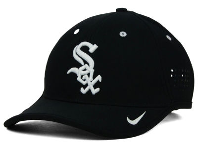 Chicago White Sox Nike MLB Vapor Swoosh Adjustable Cap