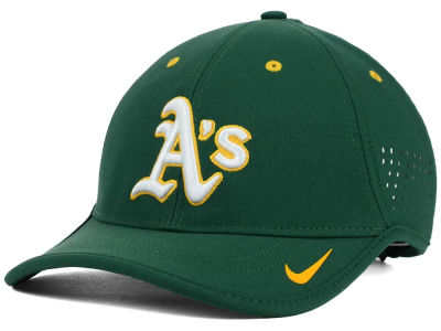 Oakland Athletics Nike MLB Vapor Swoosh Adjustable Cap