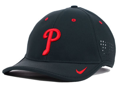 Philadelphia Phillies Nike MLB Vapor Swoosh Adjustable Cap