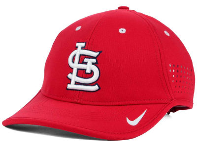 St. Louis Cardinals Nike MLB Vapor Swoosh Adjustable Cap