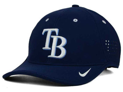 Tampa Bay Rays Nike MLB Vapor Swoosh Adjustable Cap