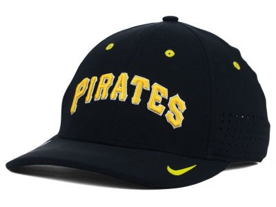 Pittsburgh Pirates Nike MLB Vapor SwooshFlex Cap