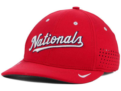 Washington Nationals Nike MLB Vapor SwooshFlex Cap