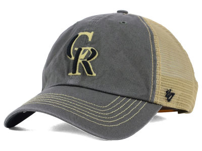 Colorado Rockies '47 MLB Santa Lucia '47 CLEAN UP Cap
