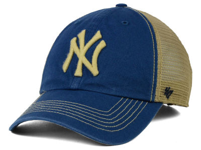 New York Yankees '47 MLB Santa Lucia '47 CLEAN UP Cap