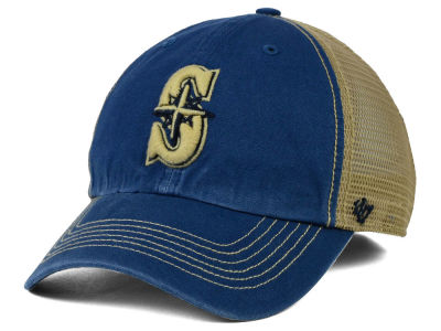 Seattle Mariners '47 MLB Santa Lucia '47 CLEAN UP Cap