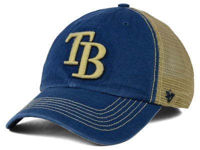 Tampa Bay Rays '47 MLB Santa Lucia '47 CLEAN UP Cap