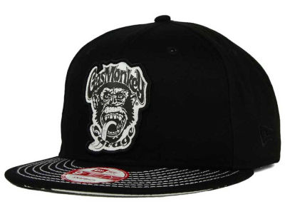 Gas Monkey Garage Burning Rubber Mesh 9FIFTY Snapback Cap