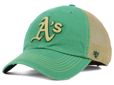 Oakland Athletics '47 MLB Santa Lucia '47 CLEAN UP Cap