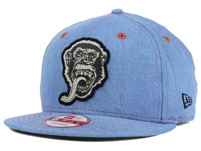 Gas Monkey Garage GMG Overhauled Denim 9FIFTY Snapback Cap