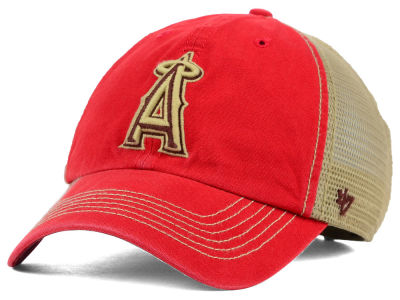Los Angeles Angels '47 MLB Santa Lucia '47 CLEAN UP Cap