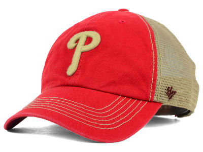 Philadelphia Phillies '47 MLB Santa Lucia '47 CLEAN UP Cap