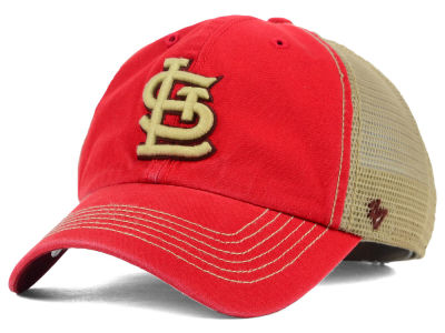 St. Louis Cardinals '47 MLB Santa Lucia '47 CLEAN UP Cap